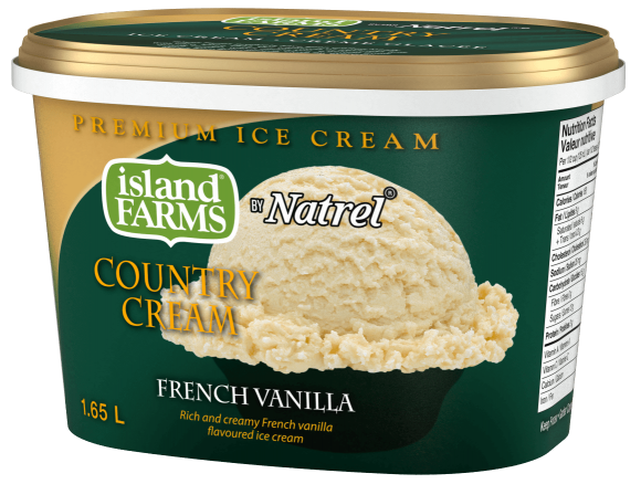 Island Farms Country Cream French Vanilla Ice Cream
