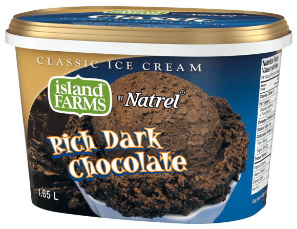 Island Farms Classic Rich Dark Chocolate Ice Cream