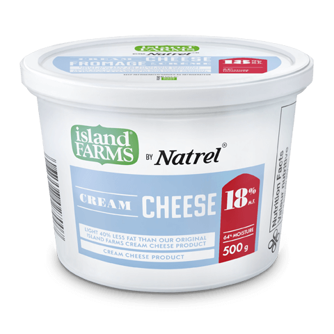 Island Farms 18% Spreadable Light Cream Cheese Product