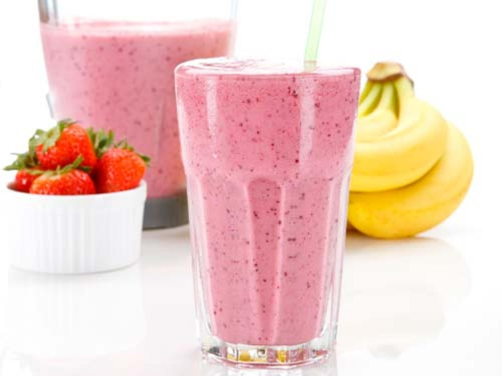 Berry Protein Shake recipe