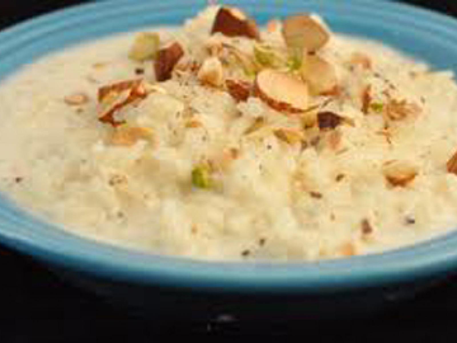 Classic Indian Kheer Dessert Recipe