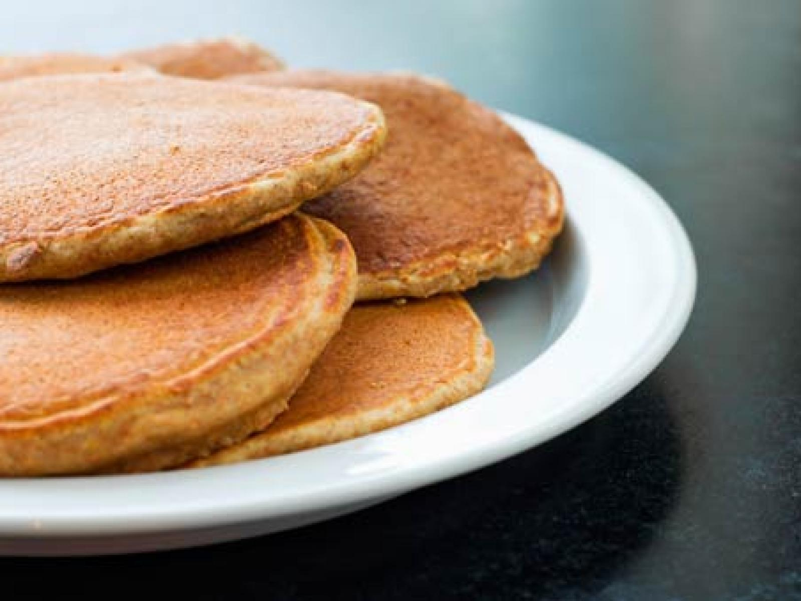 Sam's Favourite Yummy Pancakes recipe