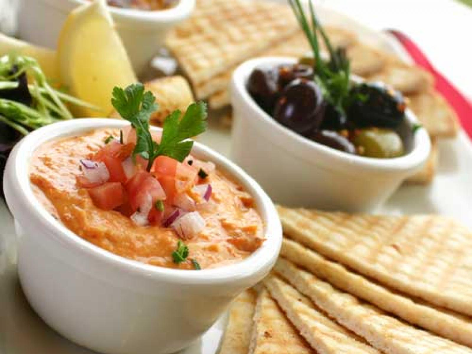 Shrimp and Crab Dip recipe